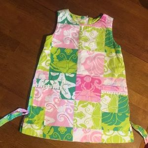 Lilly Pulitzer Toddler Dress 4T